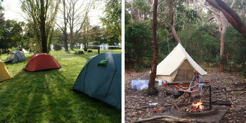 These 10 questions can make us guess your favourite camping place