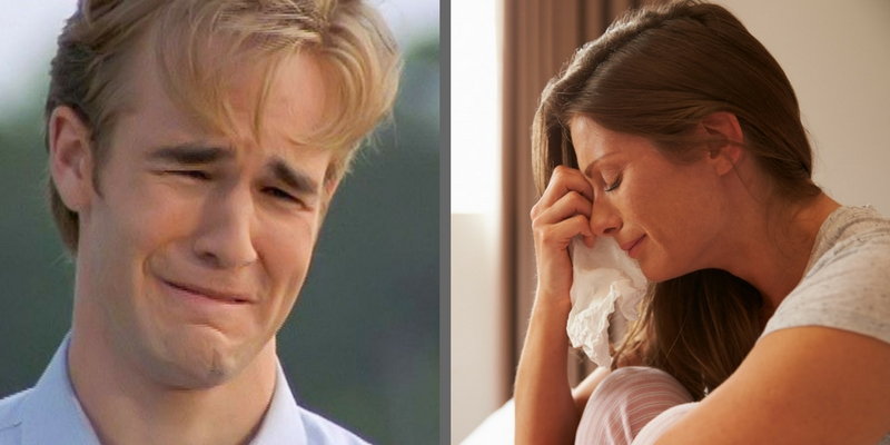 We can guess the type of crier are you based on these questions