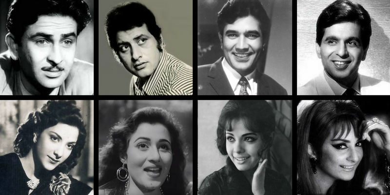 Answer these random questions and we will guess your favourite vintage bollywood celebrity