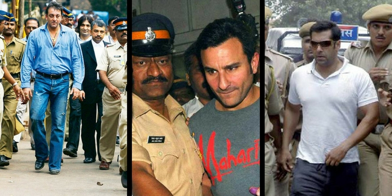 Can you name these Bollywood celebrities who have landed in jail, take this quiz