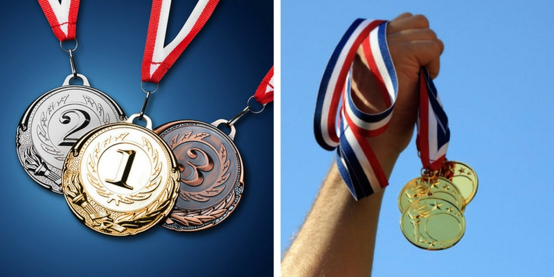 We can guess the sports for which you will bring olympic medal