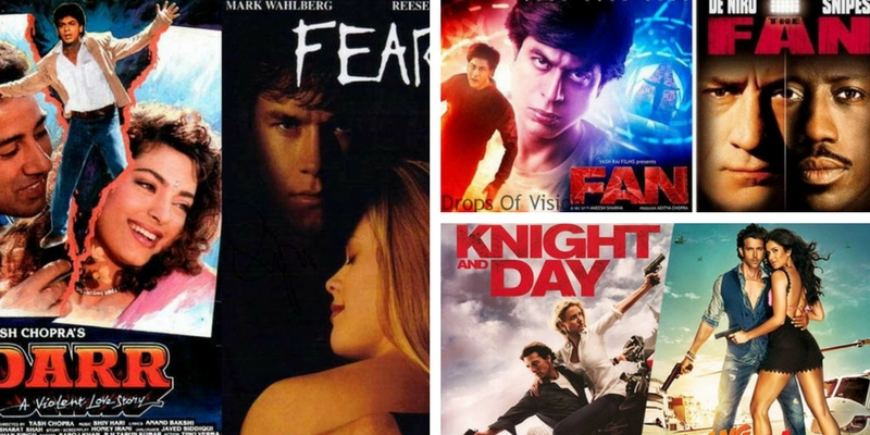 Can you name these Bollywood movies that are copied from Hollywood movies