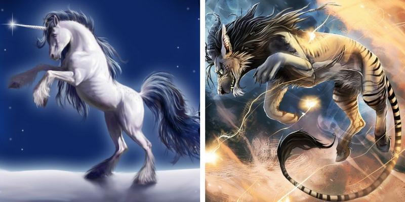 Can we guess the mythical animal that will be your pet