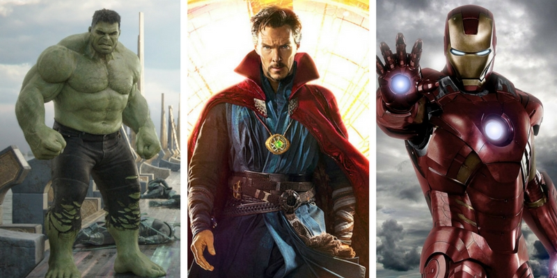 Which Avenger character are you?