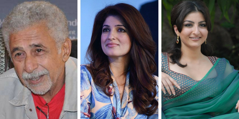 Take this quiz and check which Bollywood celebrities had turned to Authors