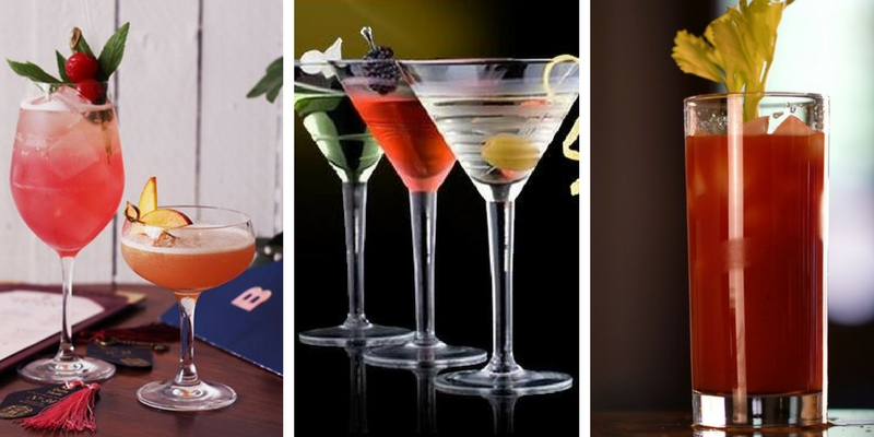 We can guess your favourite Cocktail based on these questions