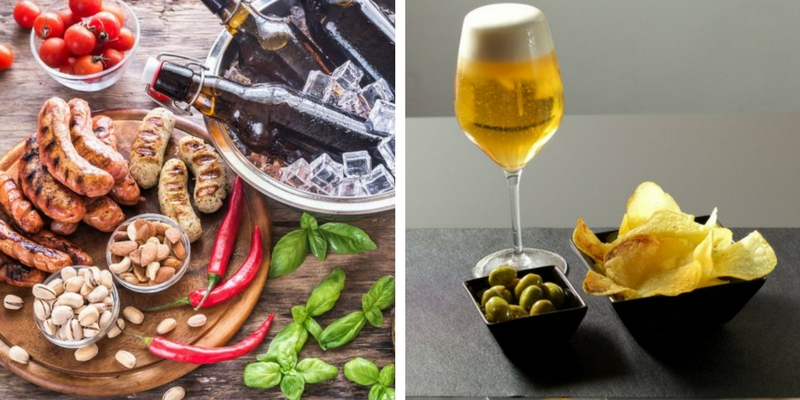 Can we guess your favourite drinking snack based on these questions