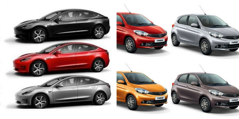 Can we guess the colour of your car you drive