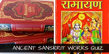Very few can clear on this quiz about ancient Sanskrit works