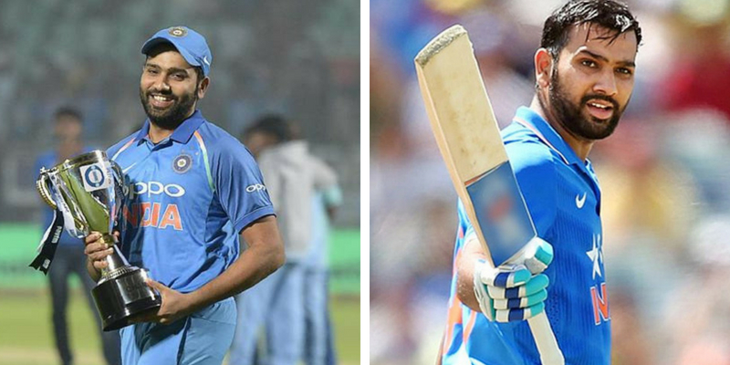 How much do you know about Rohit Sharma take this quiz