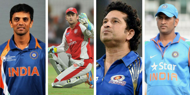 Can you tell the names by which these cricketers are called by