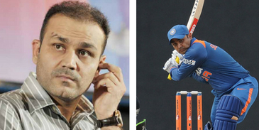 Take this quiz on Virendra Sehwag and check how much you know about him