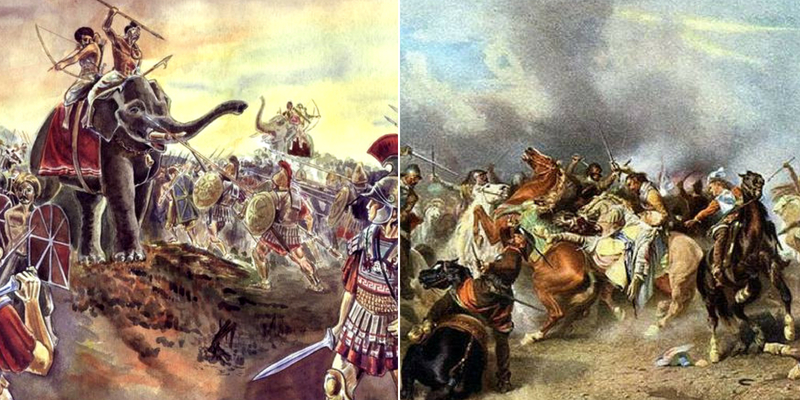 Take this quiz on famous battles and check how much you can score