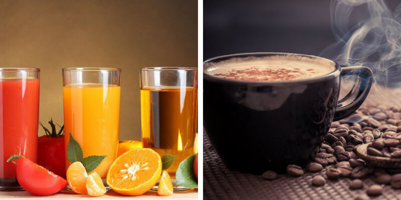 We can guess the one thing that you drink throughout the day