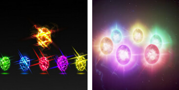 We can guess the infinity stone that matches your personality