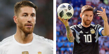 We can guess your favourite football player based on these questions
