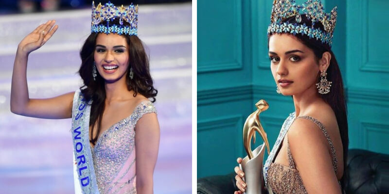 Take this quiz on Manushi Chhillar and check how much you can score