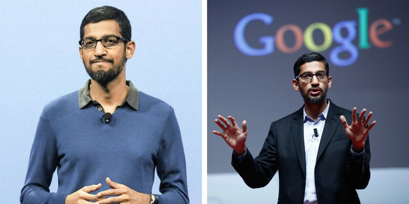 How much you know about the CEO of Google Sundar Pichai, take this quiz