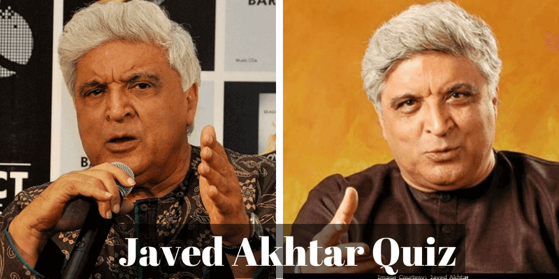 Take this quiz and check how well do you know Javed Akhtar