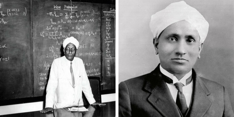 How well do you know C.V.Raman take this quiz