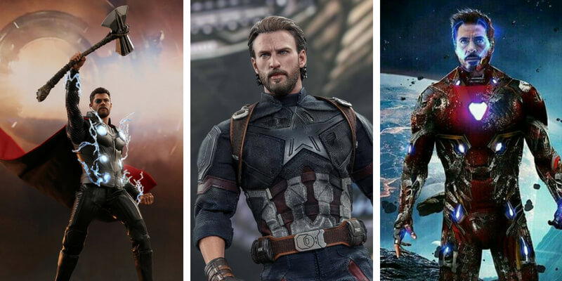 Only a true Avenger fan can get full in this Infinity War Quiz