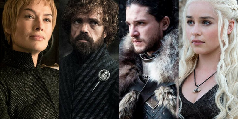 Can we guess your favourite Game of Thrones Character