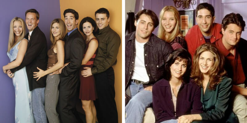 Can we guess your popular Friends character based on these questions