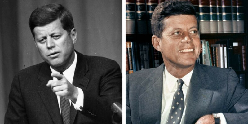 Take this quiz and check how much do you know about John F.Kennedy