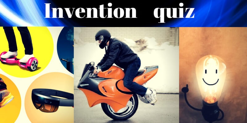 How far do you have knowledge about the inventions so far