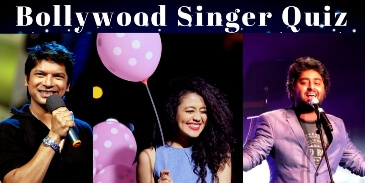 Take this quiz on evergreen singers in the Bollywood history and test your music sense