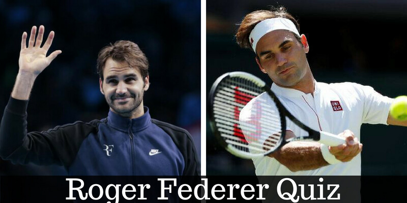 How much do you know about Roger Federer
