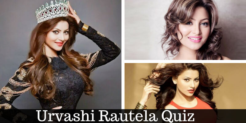 Take this quiz and check how much you know about Urvashi Rautela