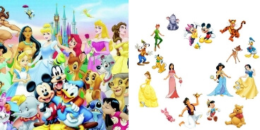 Can we guess your favourite Disney character
