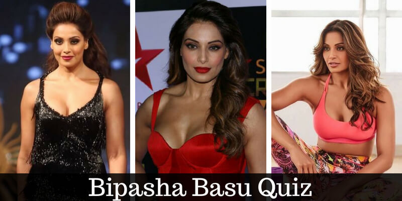 Take this quiz on Bipasha Basu and check how much can you score