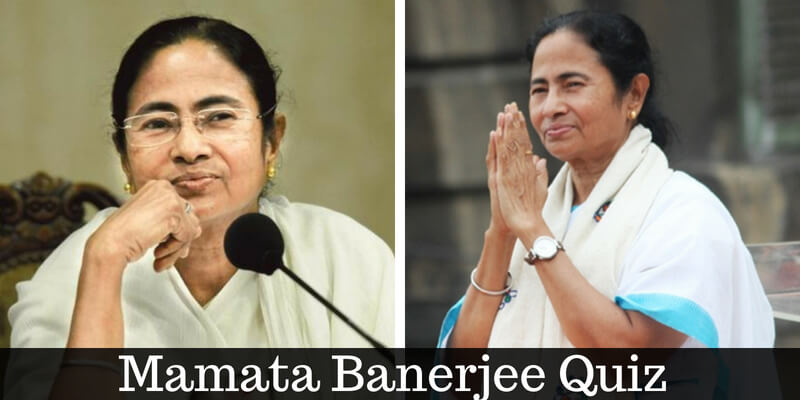 Take this quiz on Mamata Banerjee and check how much you know about her