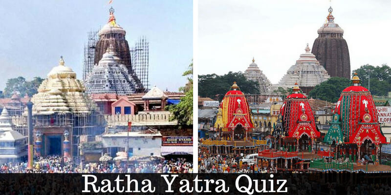 Take this quiz on Ratha Yatra and check how much you know about the festival.