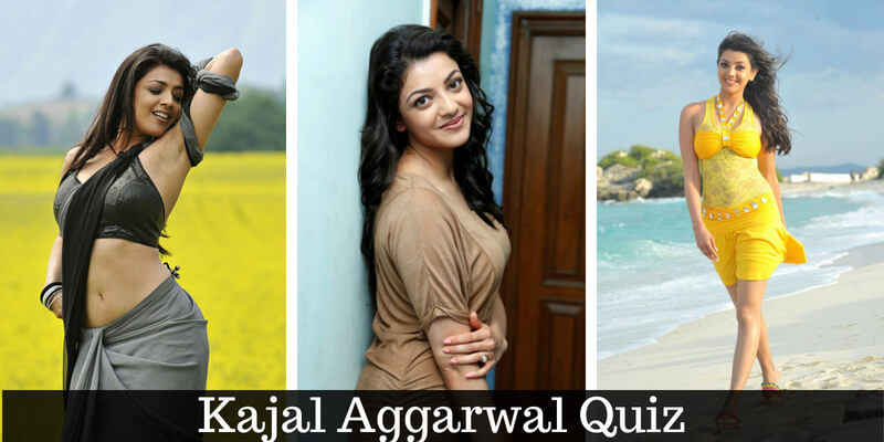 How well do you know about the sizzling beauty Kajal Aggarwal,Take this quiz to check
