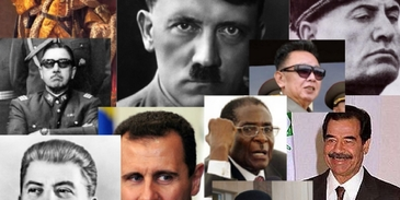 Which famous dictator are you
