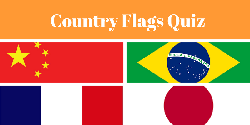 Take This Country Flags Quiz And Check How Much You Can Score?