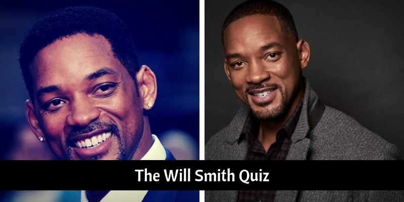 Answer these 10 Questions and check how much you know about Will Smith!